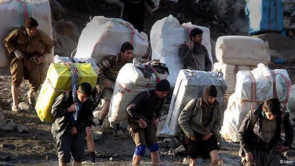 «کشته شدن کولبران کرد به دلیل خشونت نیروی انتظامی ایران»