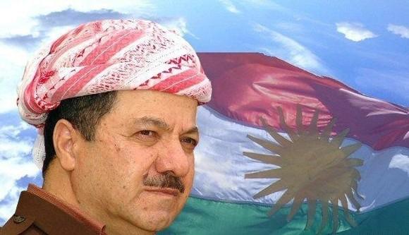 رئیس اقلیم کردستان عراق عازم امارات عربی متحدە عربی شد