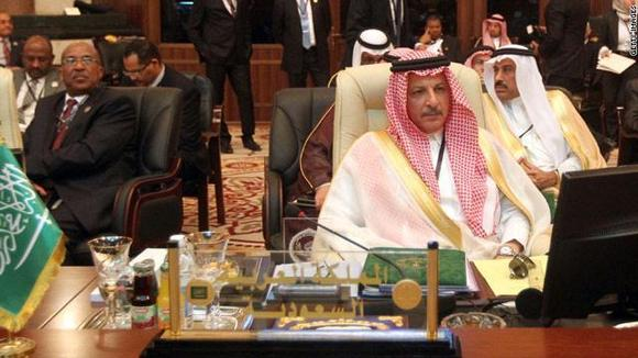 سفیر مملکت عربی سعودی در مصر