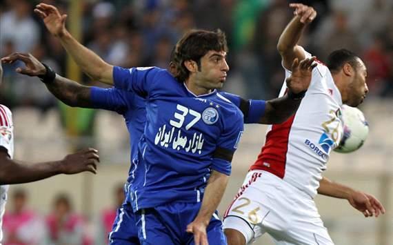 برتری پرگل استقلال مقابل الریان قطر در ورزشگاه آزادی
