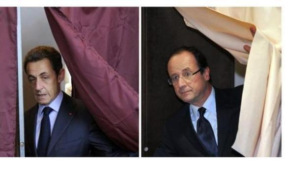 دور دوم انتخابات ریاست جمهوری در فرانسه امروز اغاز شد