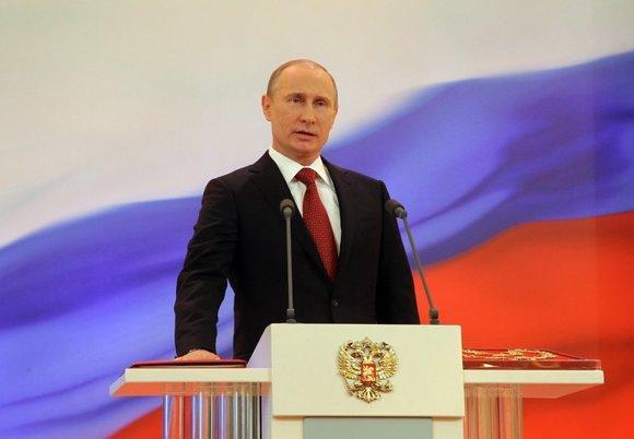 بازگشت پوتین به قدرت