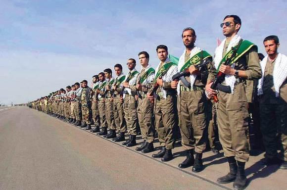 نقش فرماندهان ارشد سپاه در سرکوبهای سوریه