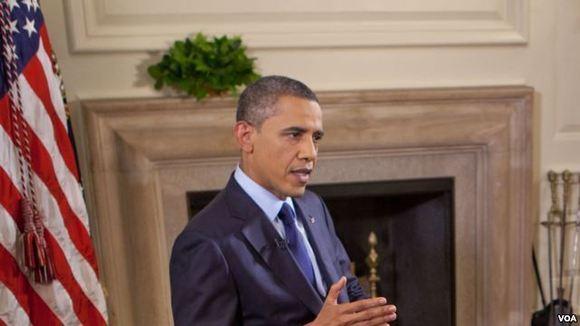 حمایت باراک اوباما از ازدواج همجنسگرایان