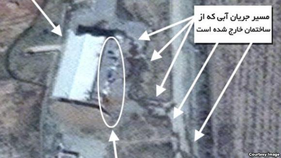 انتشار تصاویر ماهوارهای جدید از «فعالیتهای تازه در تاسیسات پارچین»