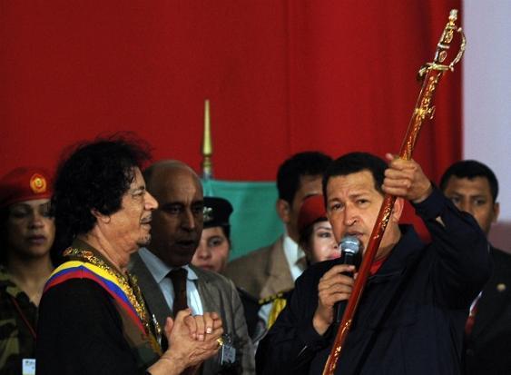 هوگو چاوز برای مرگ مهیا می شود