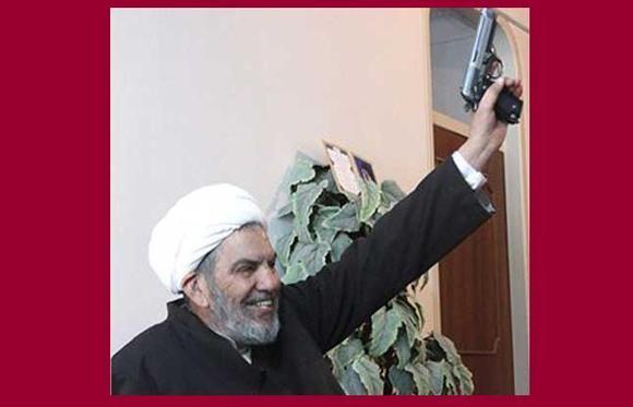 «بیش از چهار هزار قاضی در ايران مسلح هستند»