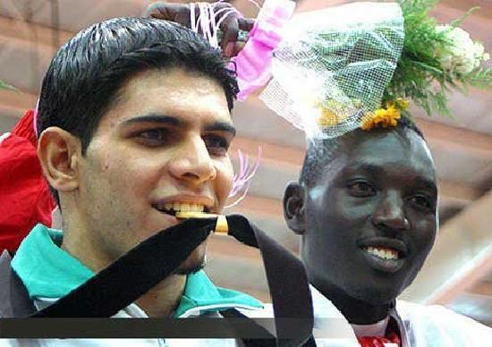 پناهندگی ورزشکار مشهور ایرانی
