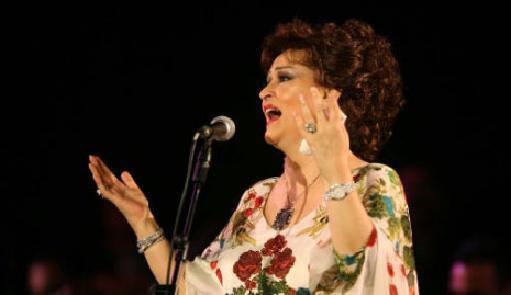 درگذشت ورده الجزایریه خواننده پر آوازه جهان عرب