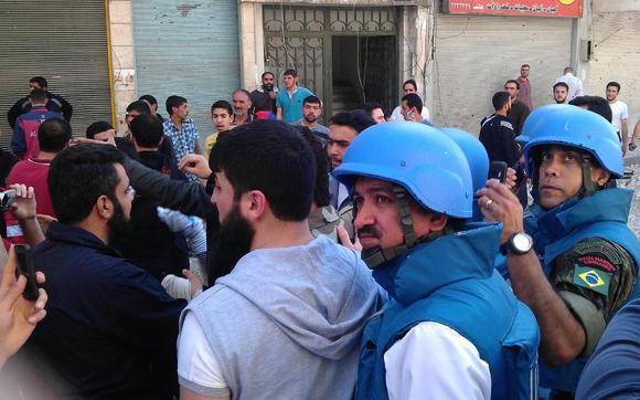 رجب طیب اردوغان خواستار افزایش ناظران بین المللی در سوریه شد