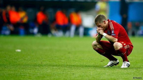شوایناشتایگر که با پنالتی خود بایرن را در مرحله نیمهنهایی مقابل رئال مادرید به پیروزی رساند، ضربه حساس در فینال را از دست داد