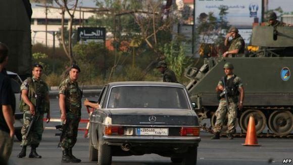 درگیریهای خونین در بیروت