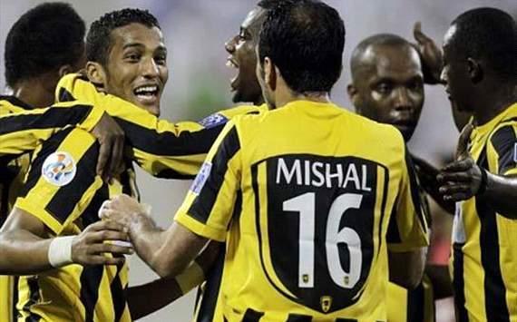 شكست 3 بر صفر پیروزی(پرسپولیس) در برابر تیم الاتحاد سعودی