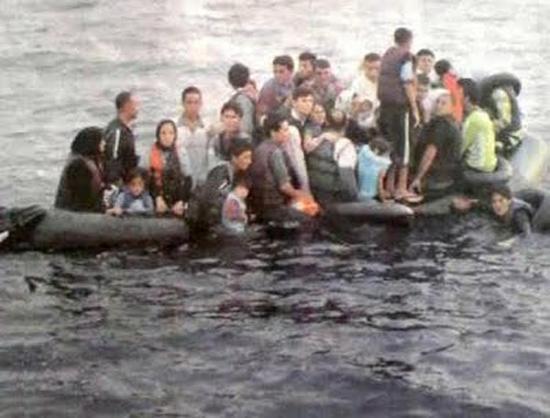خرابی وضع مهاجرین در یونان