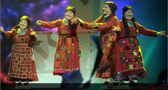 گروه مادربزرگهای روسیه