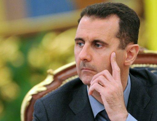 بشار اسد یک قاتل است و باید برود