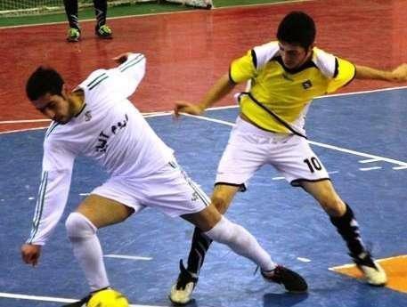 ناکامی فوتسال ایران در جام ملتهای آسیا