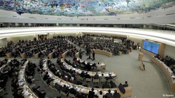شورای حقوق بشر سازمان ملل سوریه را محکوم کرد