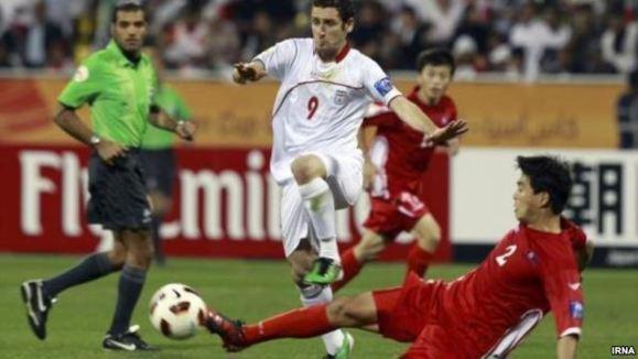 برتری تیم ملی ایران مقابل ازبکستان