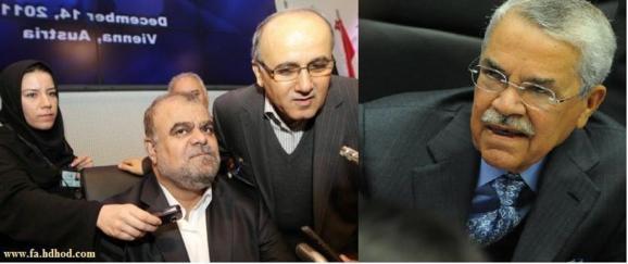 کشمکش نفتی ایران و عربستان سعودی در اوپک