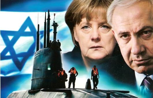 کمک آلمان به توسعه ی اتمی اسرائیل