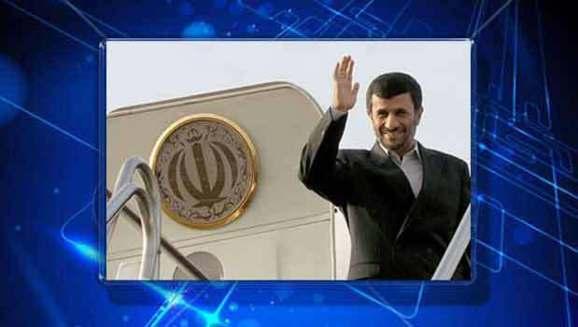 احمدی نژاد: ایران پیشنهادات جدید به سازمان همکاری شانگهای می دهد