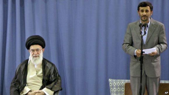 جانشين های خامنه ای و احمد نژاد