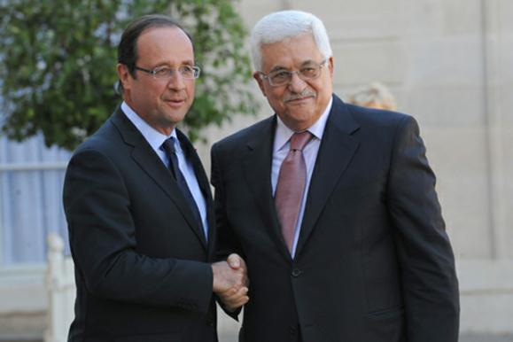 فلسطینان خواستار شناسائی فلسطین به عنوان عضو ناظر در سازمان ملل می شوند