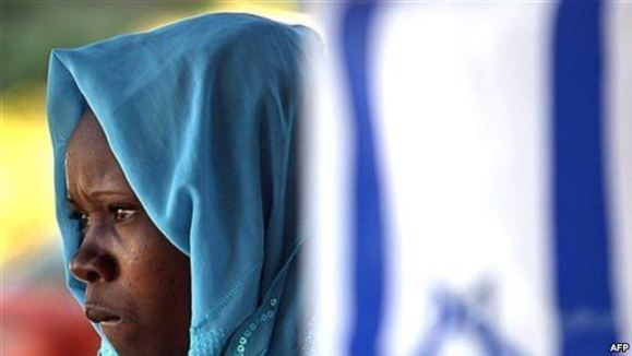 حکم اخراج ۱۵۰۰ پناهجوی اهل جنوب سودان از اسرائيل