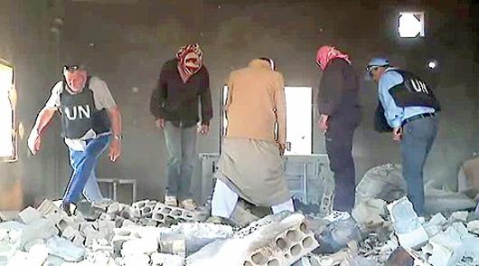 دستکم 83 غیرنظامی روز شنبه در سوریه کشته شدند