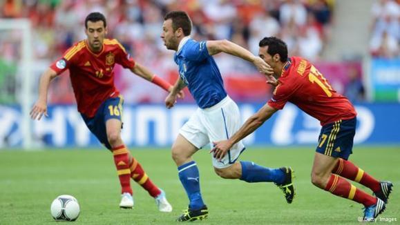 جام ملتهای اروپا؛ تساوی غولها در گدانسک
