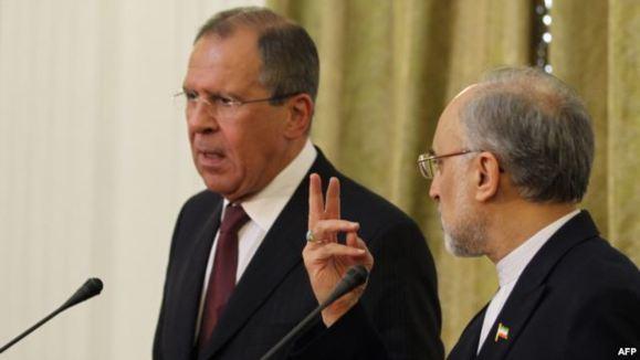 ابراز خوشبینی ایران و روسیه درباره مذاکرات مسکو