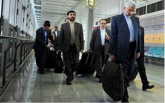 سعيد جليلی، دبير شورای عالی امنيت ملی ايران برای گفتوگوهای هستهای تهران و شش قدرت جهانی وارد مسکو شد.