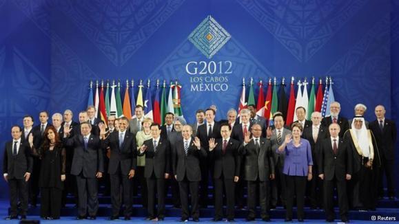 ابراز نگرانی کشورهای گروه بیست از بحران یورو