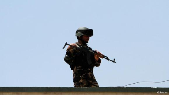 حمله طالبان به یک هتل تفریحی در نزدیکی کابل