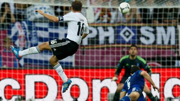 آلمان با شکست یونان مسافر نیمهنهایی جام ملتها شد