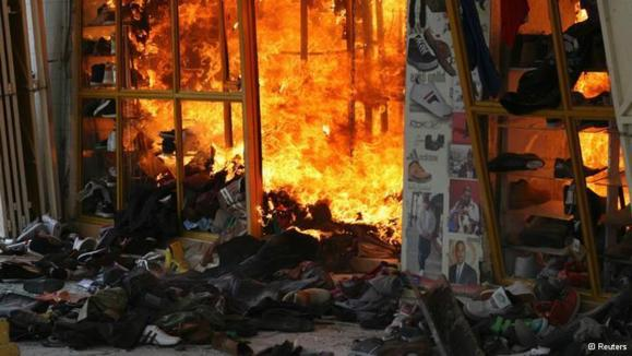 بازداشت ۲ ایرانی به اتهام حمل مواد منفجره در کنیا