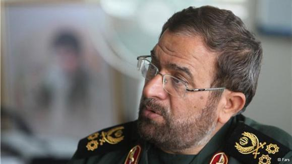 """تهدید معاون فرمانده نیروهای مسلح ایران به """"نابودی اسرائیل"""""""