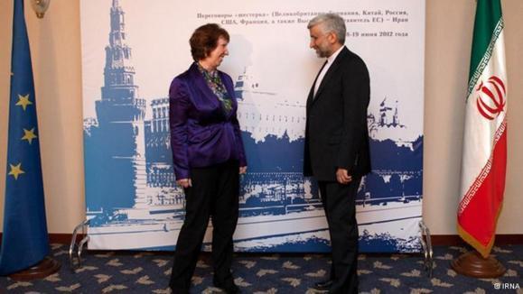جلیلی و اشتون در آخرین دور مذاکرات در مسکو