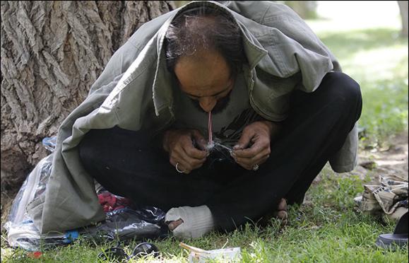 یک کیلوگرم از هر دو کیلو تریاک مصرفی دنیا در ایران مصرف می شود