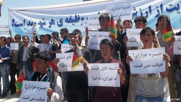 خشونت علیه افغانها؛ یک رفتار اجتماعی در ایران؟