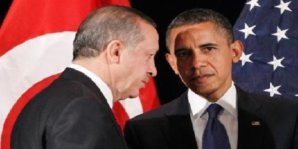 پیشنهاد حمله به رژیم سوریه از سوی اردوغان به اوباما