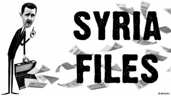ویکیلیکس دو میلیون ایمیل مقامهای سوریه را افشا میکند