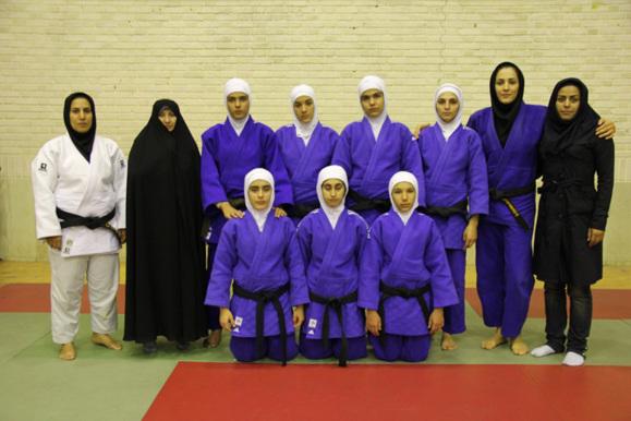 سفر تیم ملی جودو زنان ایران به اردن به دلیل نداشتن ویزا لغو شد