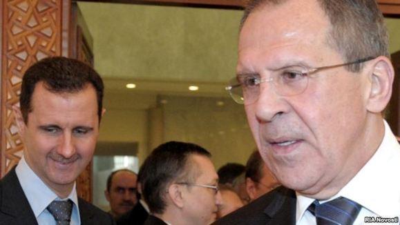 لاوروف: روسیه قصد دادن پناهندگی به بشار اسد را ندارد