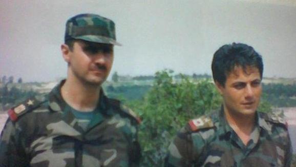 یک ژنرال نزدیک به بشار اسد سوریه را ترک کرد