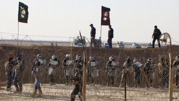 هشدار آمریکا به مجاهدین خلق برای تخلیه اردوگاه اشرف