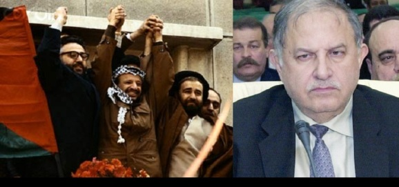 درگذشت هاني الحسن اولين سفير فلسطين در ايران
