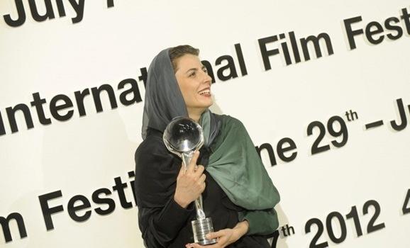 جایزه بهترین بازیگر زن جشنواره کارلووی واری به لیلا حاتمی رسید