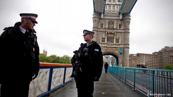 دستگیری یک مظنون به عملیات تروریستی در لندن